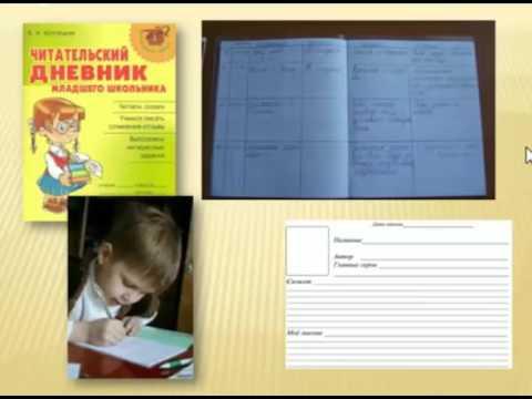 Шаповалова О А Читательский дневникИду во 2