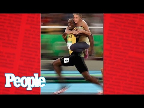 Ellen DeGeneres Defends Herself Against Usain Bolt Meme Backlash | People Scoop | People