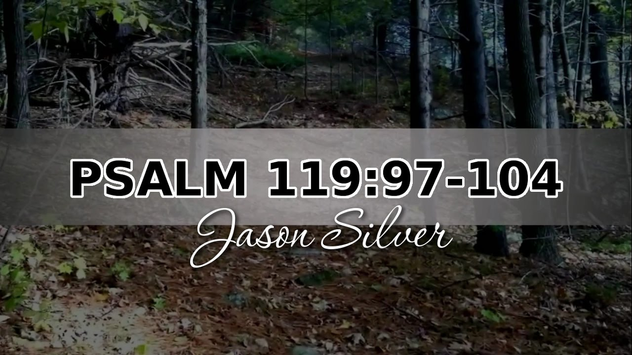 psalm 119 97 104 song with lyrics meditate jason silver