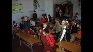 Первые уроки. 1 класс. 08.09.06. Солоницевка