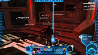 SWTOR Beta SW Quest - Slaying the Beast