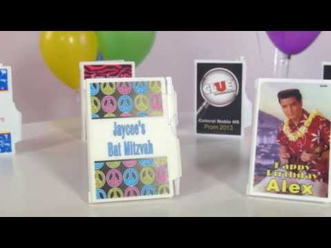 Custom Notepads - Shindigz Personalized Party Favors