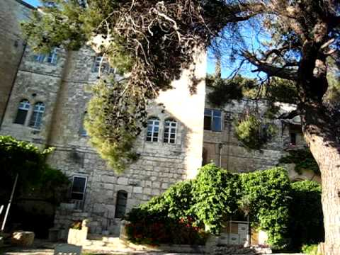 Jerusalem University College - Exterior