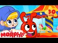 Mila and Morphle Go To The Carnival - My Magic Pet Morphle | Cartoons For Kids | Morphle TV