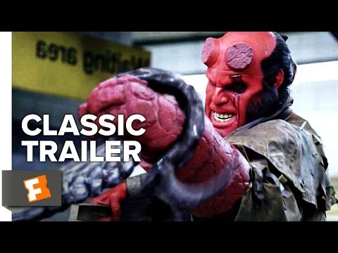 Hellboy (2004) Official Trailer 1 - Ron Perlman Movie