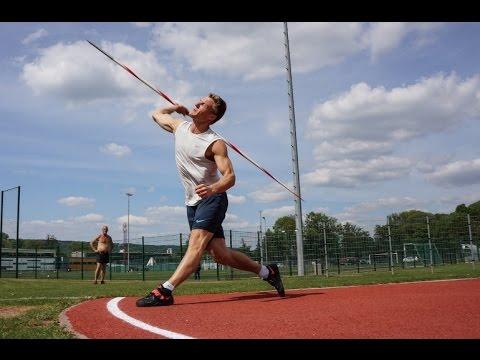 Thomas Röhler Javelin Throw | Training