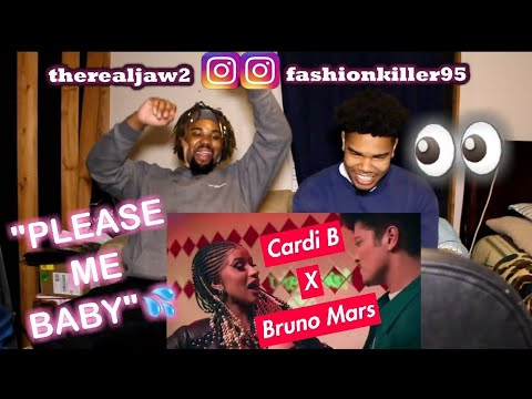 Cardi B & Bruno Mars - Please Me (Official Video) REACTION!! Mp3