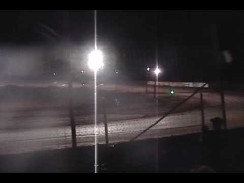 Racing White Sands Speedway Tularosa NM 07 04 2009 Dash for Cash 21p