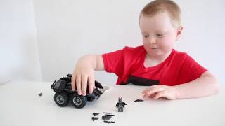 76112 LEGO DC Super Heroes App-Controlled Batmobile