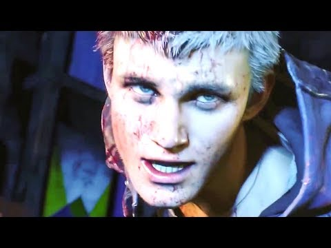 DEVIL MAY CRY 5 : NEW GAMEPLAY with Dante, Nero et V thumbnail