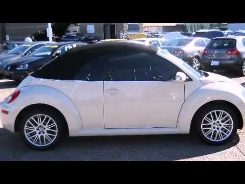 2009 Volkswagen New Beetle 2.5L Convertible in Phoenix, AZ 85014