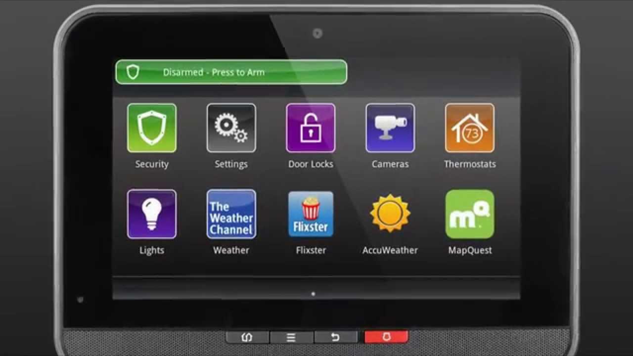 Mediacom Home Controller Reboot Your Touchscreen Youtube