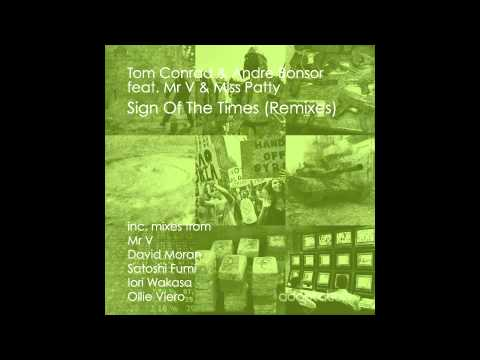 AM043 Tom Conrad & Andre Bonsor feat. Mr V & Miss Patty - Sign Of The Times (Mr V Dub)