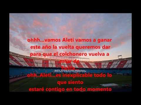 """""""Despacito"""" para afición del Atlético de Madrid"""