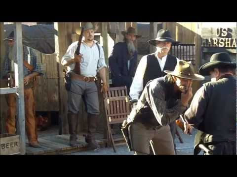 Gunfight at the Lonely Lady Saloon