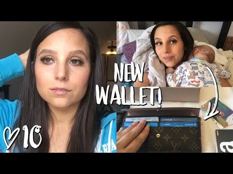 WHAT'S IN MY WALLET + NEW MOM ANXIETY // WEEKLY 10