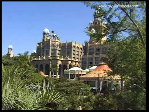 Sun City, The Palace of the Lost City - South Africa Travel Channel