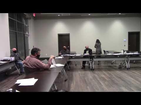Richard Hardy, Valdosta Deputy Manager, inc. Public Works, Engineering, Utilities