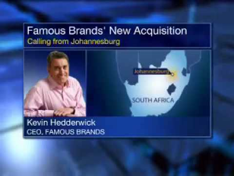 Famous Brands CEO discusses Giramundo Acquisition