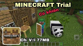 🔥Minecraft Trial: Phiên bản thử nghiệm đầy đủ tất cả các loại Mod mới nhất của MCPE   NTG Riview  🔥