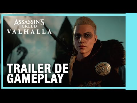 Assassin's Creed Valhalla - Trailer de Gameplay | Ubisoft Forward
