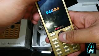 Gamma S10 Senior Dualsim Mobile Phone (Review)