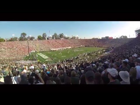 Michigan State Rose Bowl 2014