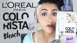 Farba na vlasy LOREAL PARIS Colorista Bleach 3600523413478  video  video e9db82fcf2f