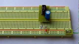 Плохой генератор(но всёже рабочий) на микросхеме к155ла3