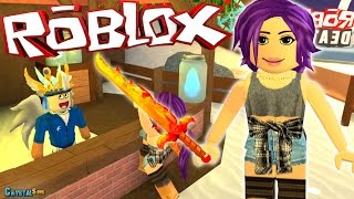 MY HADA IS THE BEST DEATHRUN ROBLOX CRYSTALSIMS