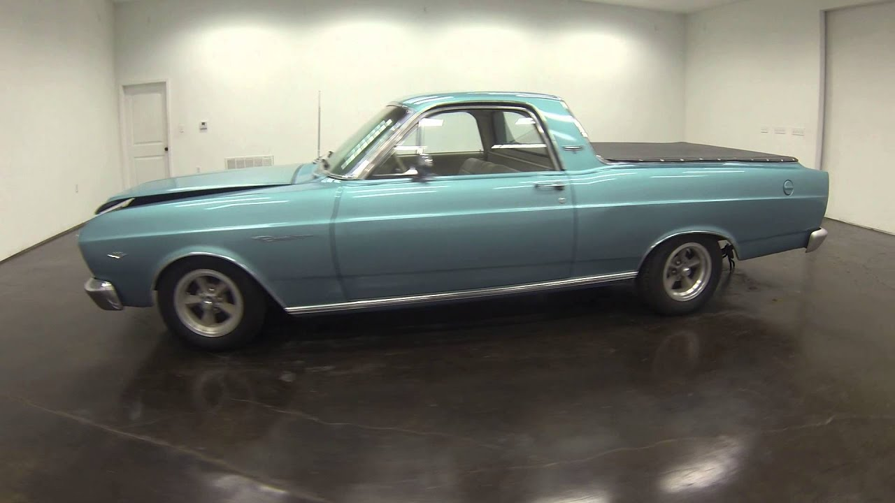 1966 ford falcon ranchero youtube - 1966 Ford Ranchero