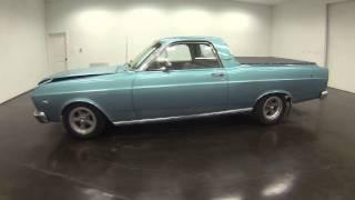 1966 Ford Falcon Ranchero