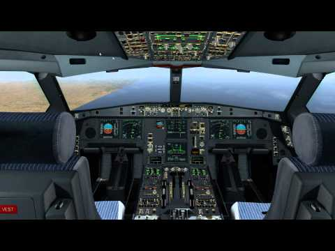 JARDesign A330 V1.2 Full Flight In X-Plane 10 On PilotEdge | KSFO - KSAN