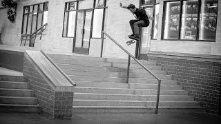 Micky Papa - Kickflip Frontside Boardslides On Lock