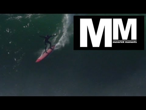 Maverick Moments: The Competition (Full Length) HD Surf Film