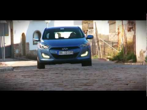 2012 Hyundai i30 new generation Which first drive