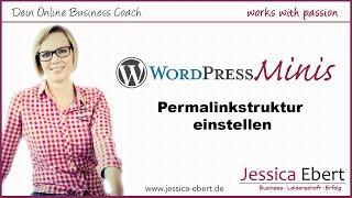WP Minis #6 - Permalinks anpassen - Schöne Darstellung von Links