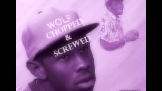 Tyler The Creator- Answer Chopped & Screwed
