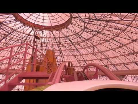 Adventuredome at Circus Circus in Las Vegas w/El Loco POV
