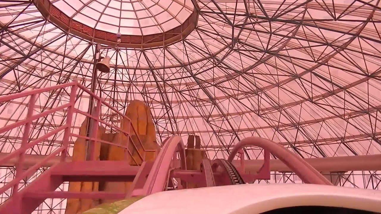 Adventuredome At Circus Circus In Las Vegas W El Loco Pov