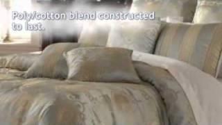 Paramount Medallion Comforter - Southern Textiles
