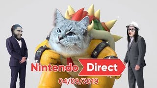 Nintendo Direct del 05/09/2019 in LIVE!