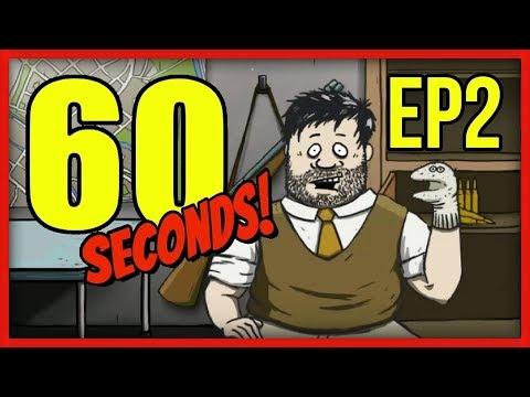 PŘEŽÍT NENÍ LEHKÉ! | 60 Seconds! | #2
