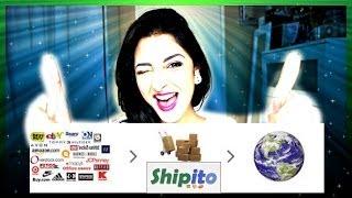 Commander sur des sites aux USA avec Shipito !