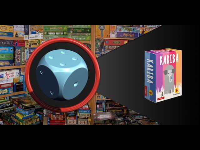 Kariba - Como Jogar (acione legendas em Klingon)