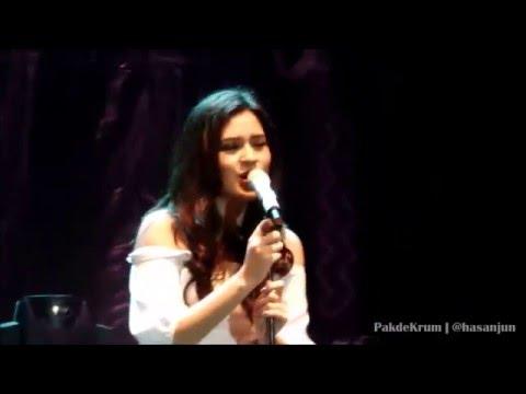 RAISA - Jatuh Hati (Light 2016 - Unpar Bandung)