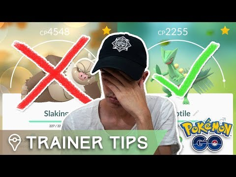 Download Youtube: WATCH BEFORE YOU WASTE STARDUST!! THE ONLY GEN 3 POKÉMON WORTH POWERING UP IN POKÉMON GO