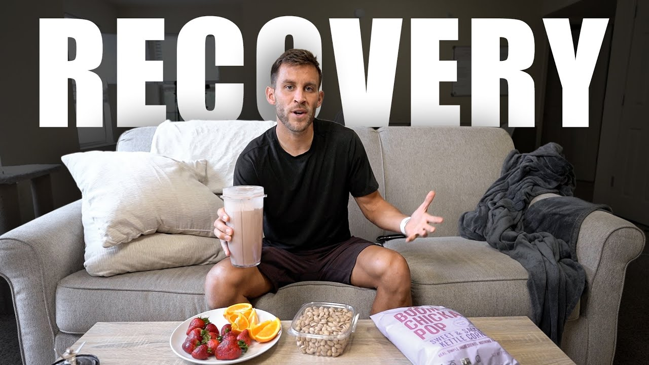 A Typical Recovery Day | Day in the Life Vlog