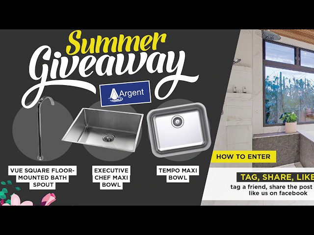 1STRUCT Summer Giveaway