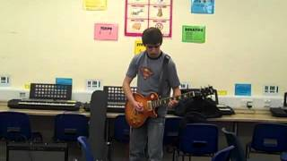Cliffs of Dover - (Eric Johnson) Cover